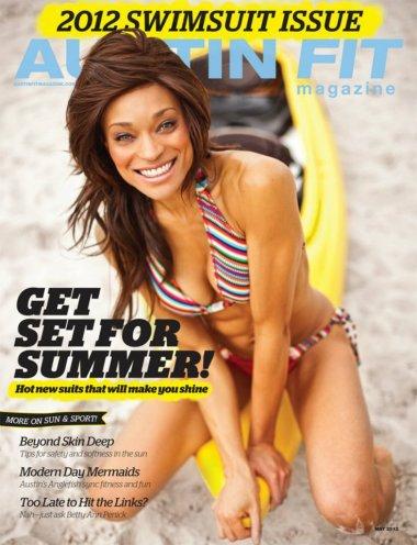 Austin Fit Magazine Hair: Michelle Weber Makeup: Rae Cosmetics